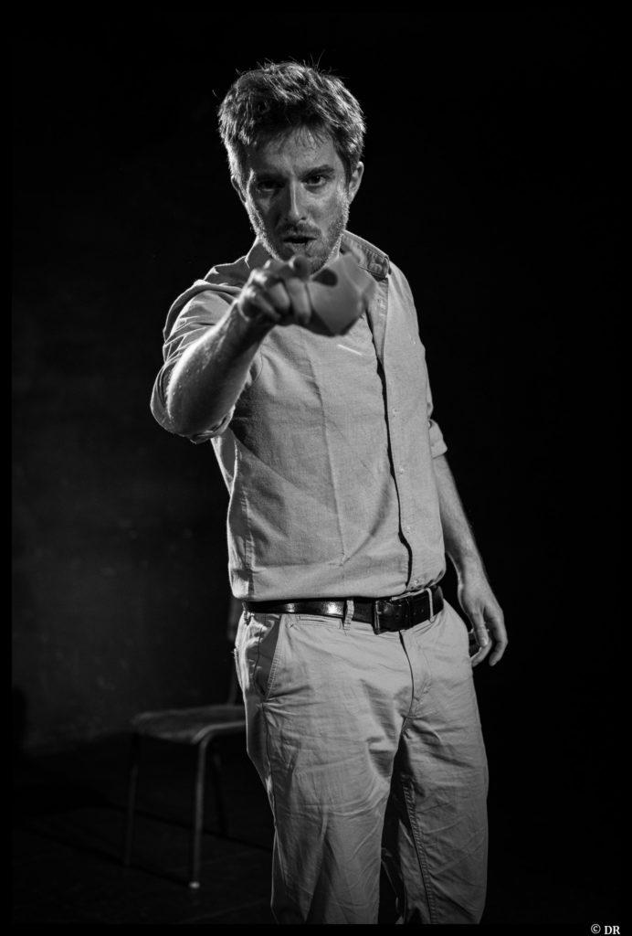 De nos frères blessés de Joseph Andras. Mise en scène de Fabrice Henry. Thomas Resendes. Prix Celest'1 2020 © DR