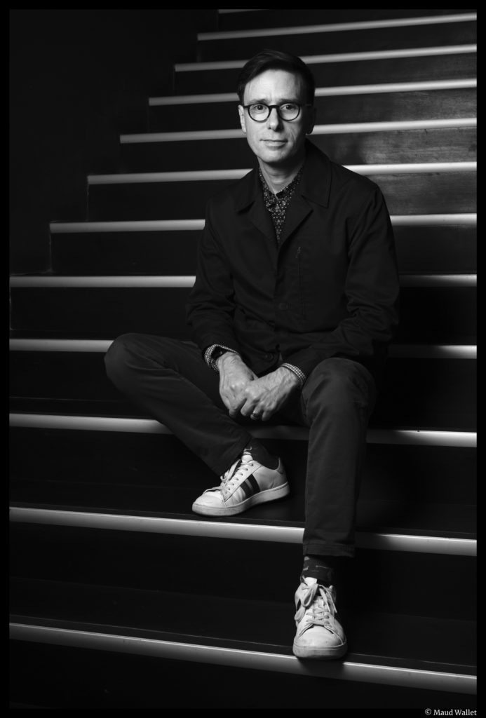 Stéphane Gil. ThéâtredelaCité. © Maud Wallet