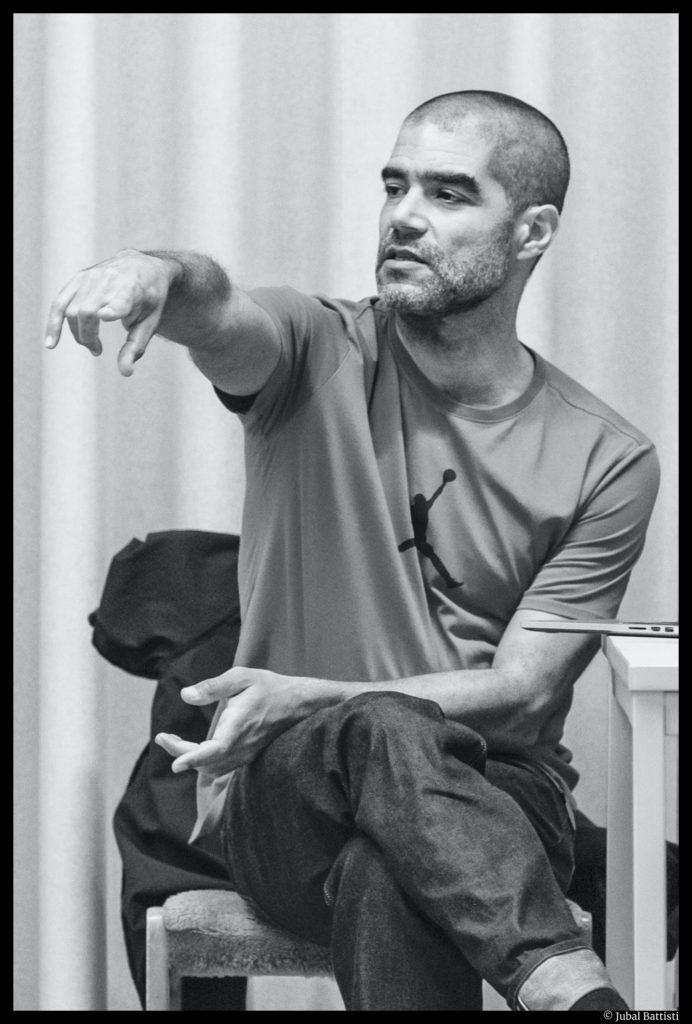 Emanuel Gat © Jobal Battisti