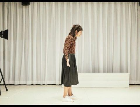 La vie Invisible de Guillaume Poix et Lorraine de Sagazan. La Comédie de Valence. Romain Cottard, Chloé Olivères, Thierry Sabatier. © Christophe Raynaud de Lage