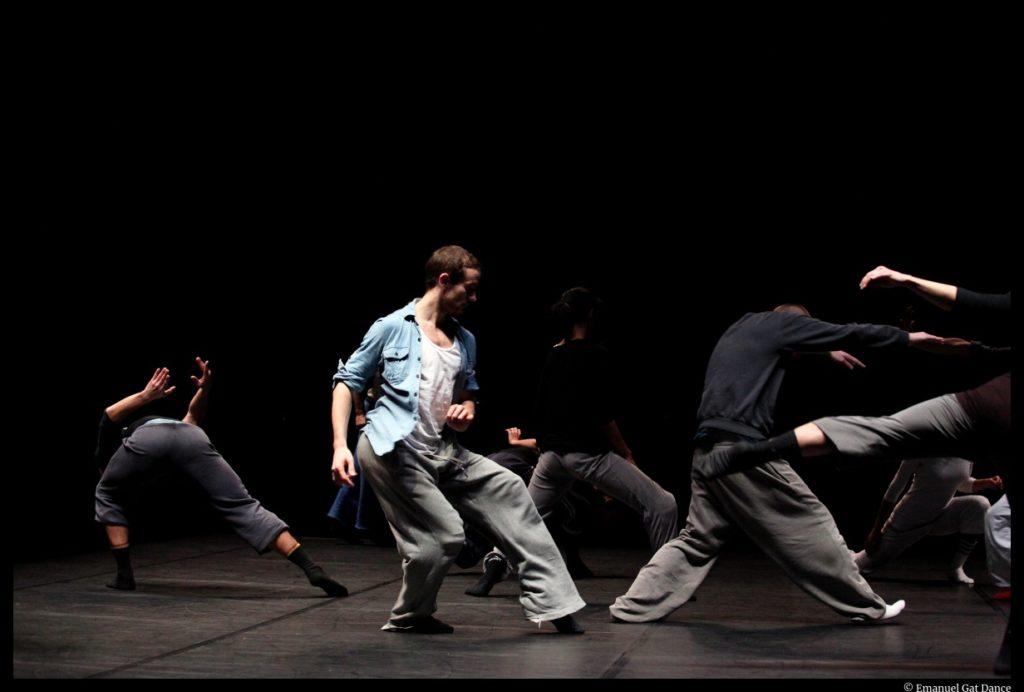 Brilliant Corners d'Emanuel Gat. © Emanuel Gat Dance.  Théâtre de la Ville