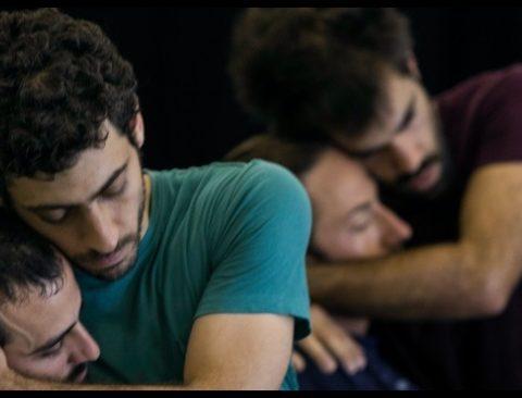 One more thing d'Adi Boutros. théâtre de la ville. © Ariel Tagar