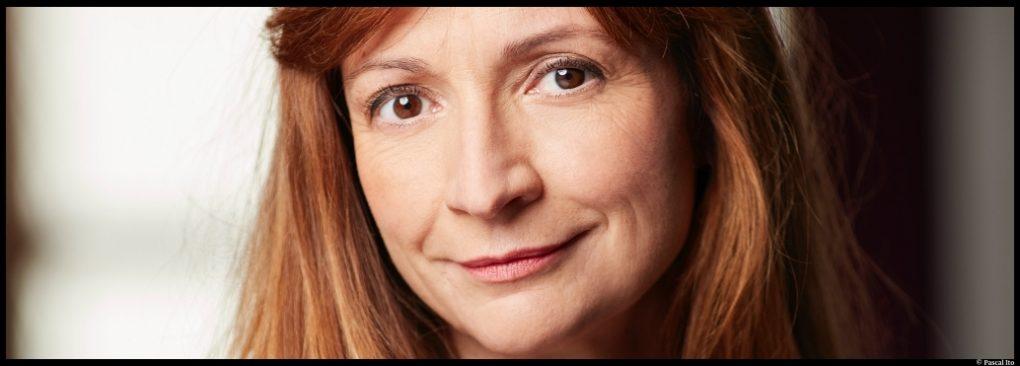 Anne Bouvier, la nouvelle tête pensante de l'Adami. ©Pascal Ito