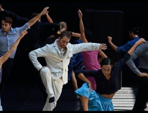 Don Juan de Johan Inger. Cie Aterballetto. Chaillot. © Nadir Bonazzi