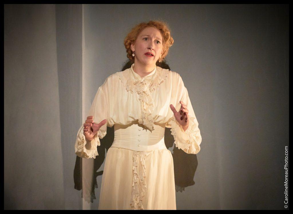 On purge Bébé de Feydeau. mise en scène d'Emeline Bayart. © Caroline Moreau
