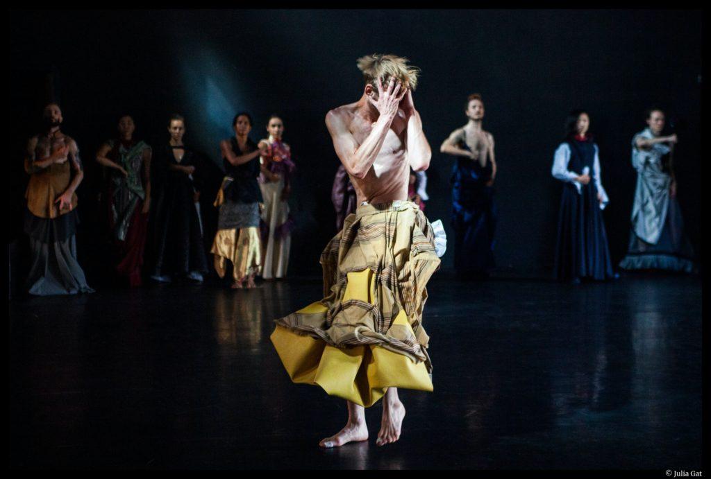 LOVETRAIN2020 d'Emanuel Gat. © Julia Gat. Montpellier Danse