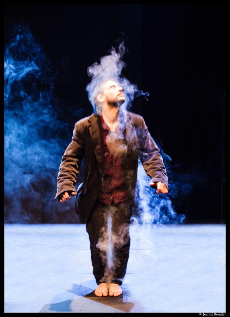 Les Aventures d'Hektor d'Olivier Meyrou, Matias pilet & Stéphane Ricordel. Monfort Théâtre. © Jeanne Roualet