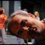 Julien Bouffier. Warm up. Printemps des comédiens. © Julien Bouffier