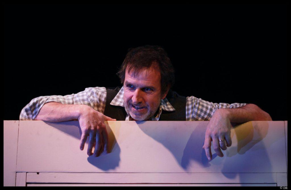George Dandin de Molière. Mise en scène de Christian Huitorel. Jean-Paul Rouvrais. © DR