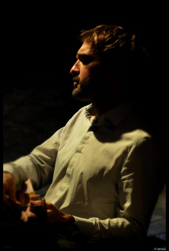 Alabama Song de Gilles Leroy. Mise en scène de Guillaume Barbot. Théâtre de la Tempête. © OFGDA