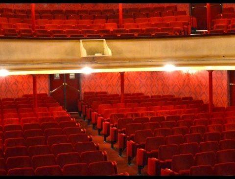 Théâtre de Montparnasse © DR