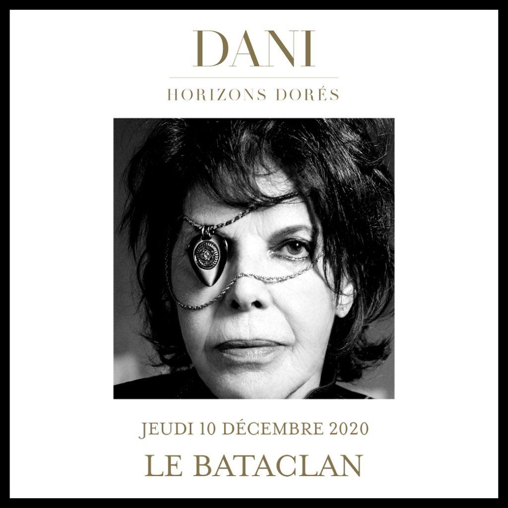 Horizons dorés de Dani. Mise en scène de Jérémie Lippmann.Bataclan © DR