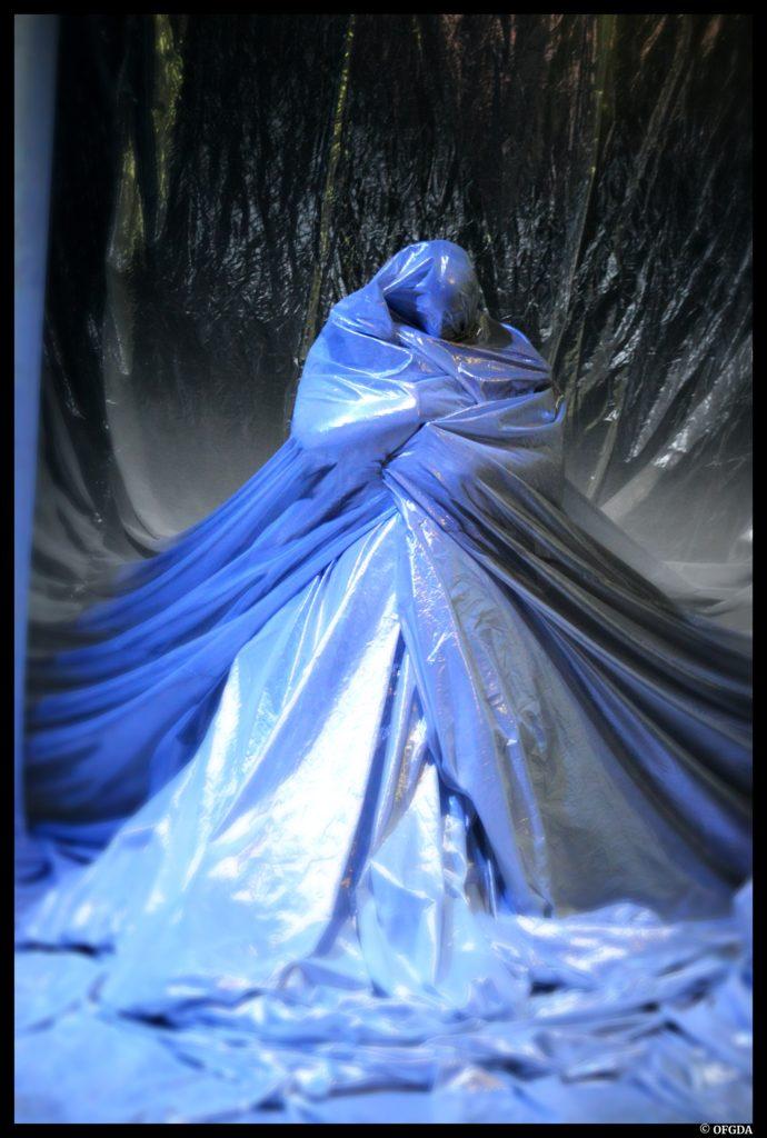 La Forêt de glace d'Emmanuelle Vo-Dinh, d'après le roman de Tarjei Vesaas. Le Phare.  © OFGDA