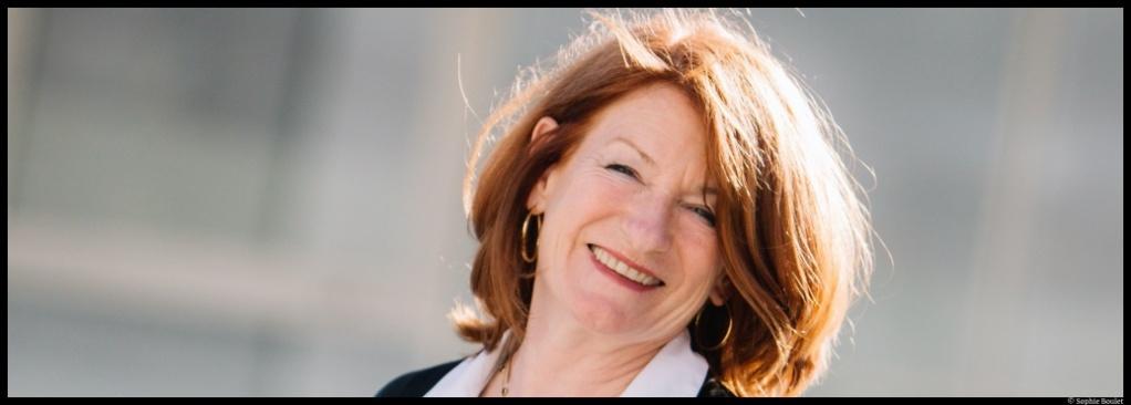 Muriel Mayette-Holtz, directrice du TNN ©Sophie Boulet