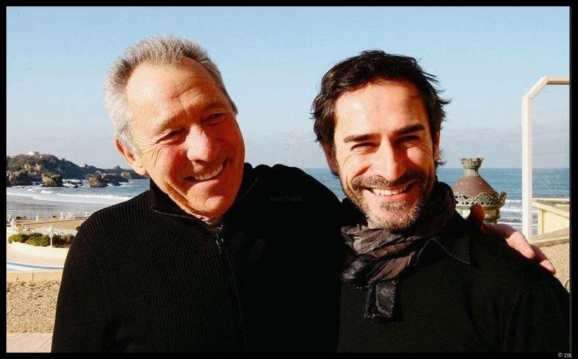 Israël Horovitz et Daniel San Pedro © DR