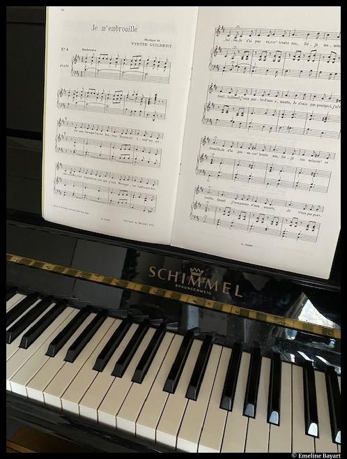 Piano © Emeline Bayart