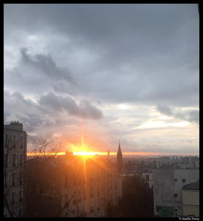 vue Paris © Maëlle Poésy