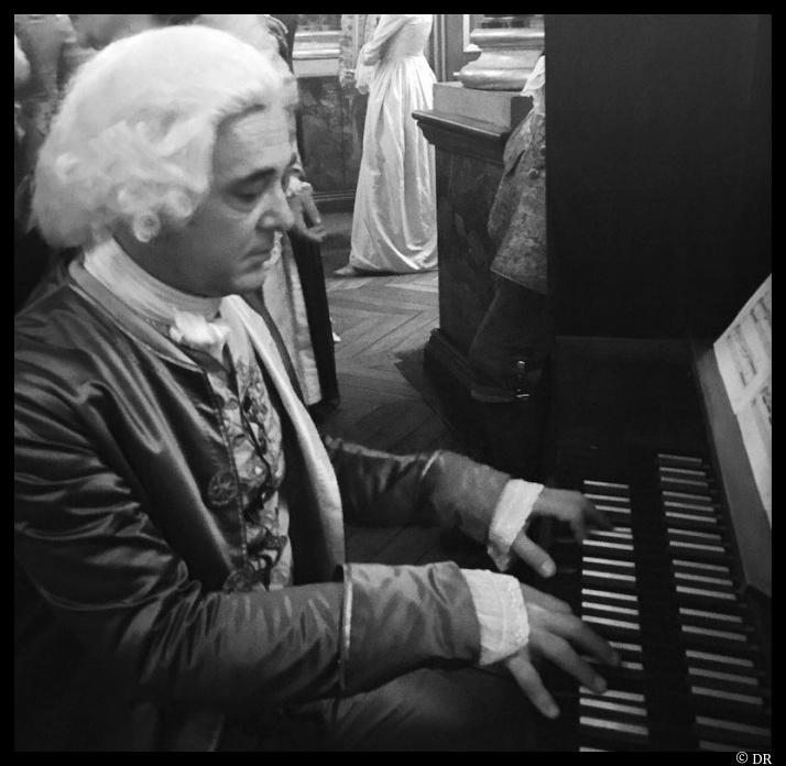 Iakovos Pappas au clavecin.  Sonates en trio de Charles-François CLÉMENT (1720 – 1789) Editions Maguelone.  ©DR