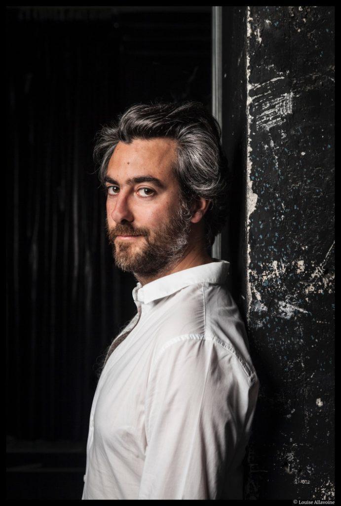 Jean Bellorini, metteur en scène et directeur du Théâtre national Populaire © Louise Allavoine