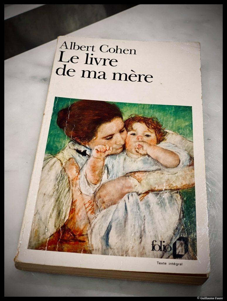 Le livre de ma mère d'Albert Cohen © Guillaume Faure