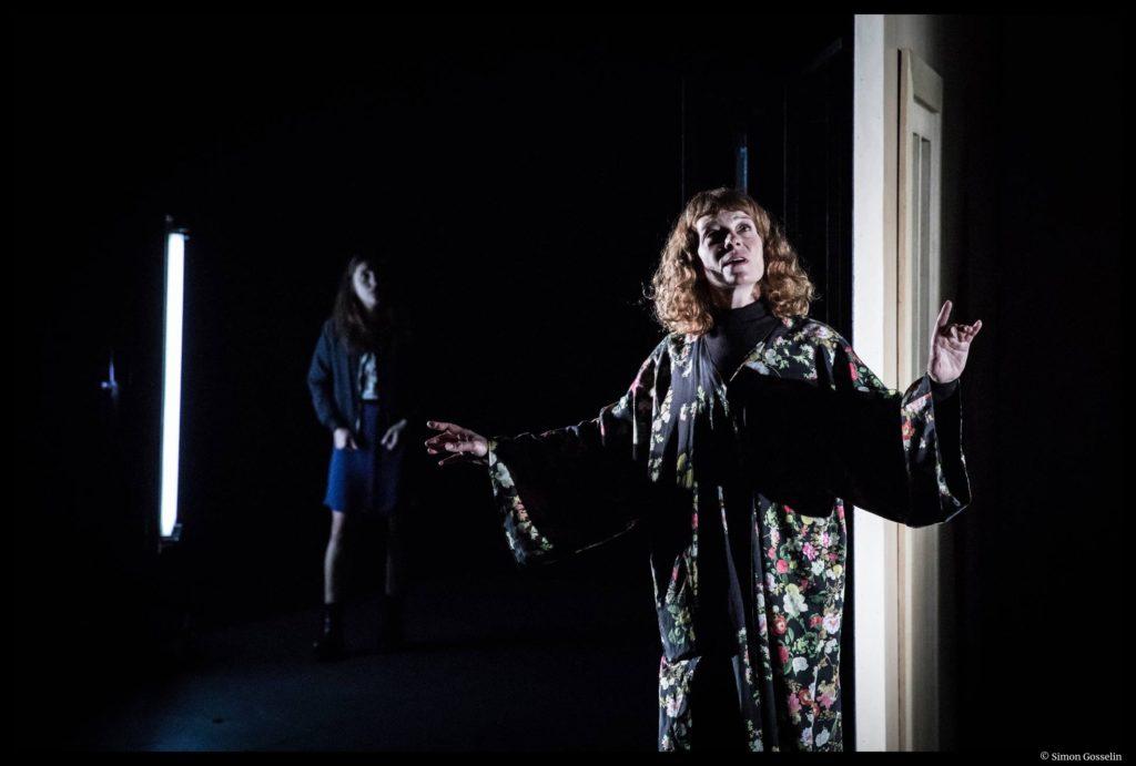 Les Etoiles de Simon Falguières. Agnès Sourdillon. Théâtre du Nord © Simon Gosselin