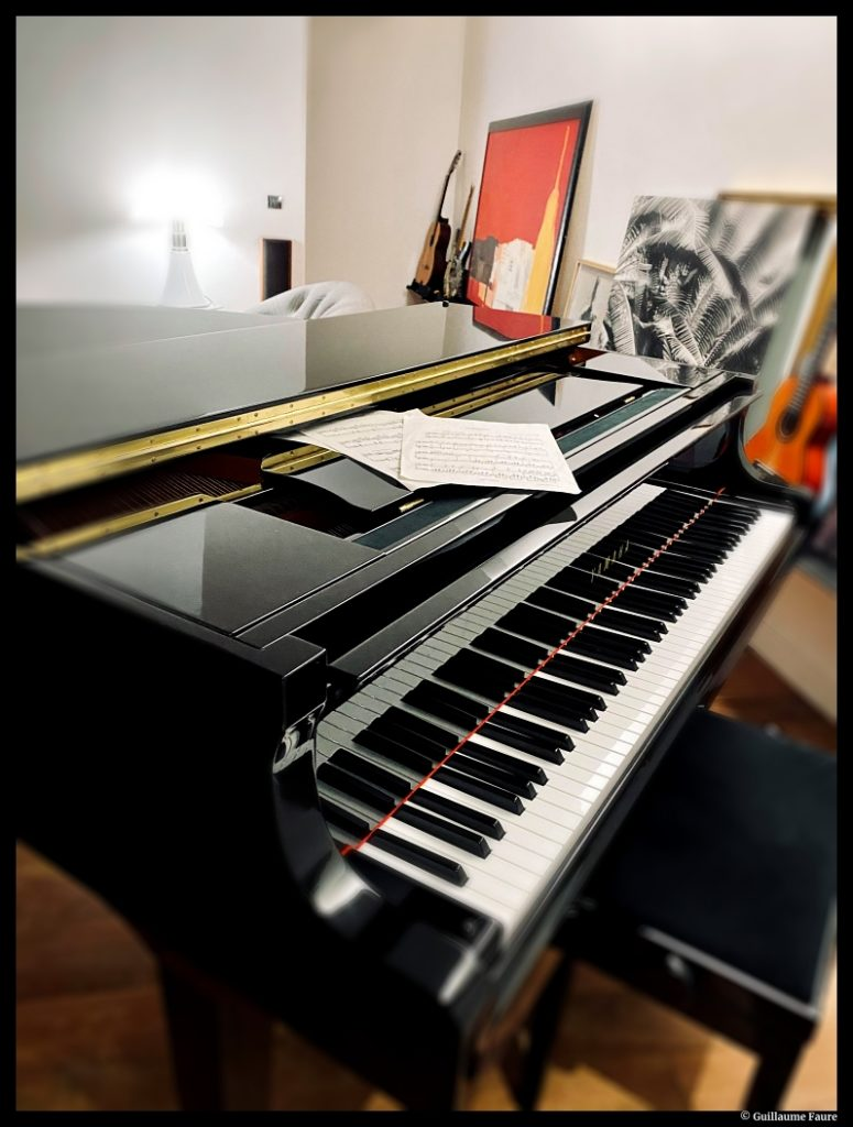 piano © Guillaume Faure