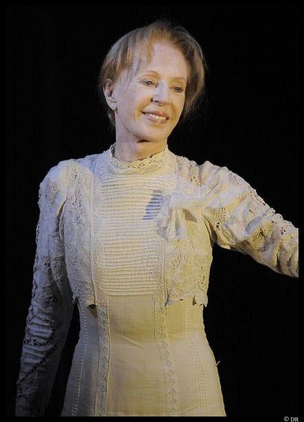 Catherine Rich au Festival d'Avignon © DR