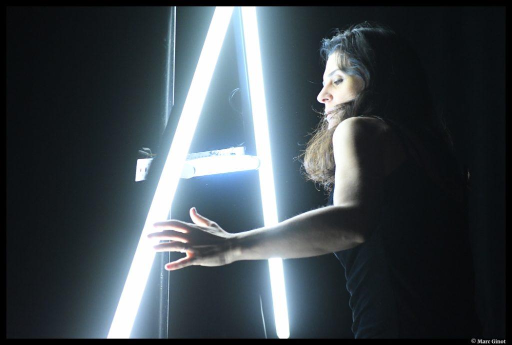 Andy's Gone 1 & 2 de Marie-Claude Verdier. Mise en scène de Julien Bouffier. théâtre Dunois. ©Marc Ginot