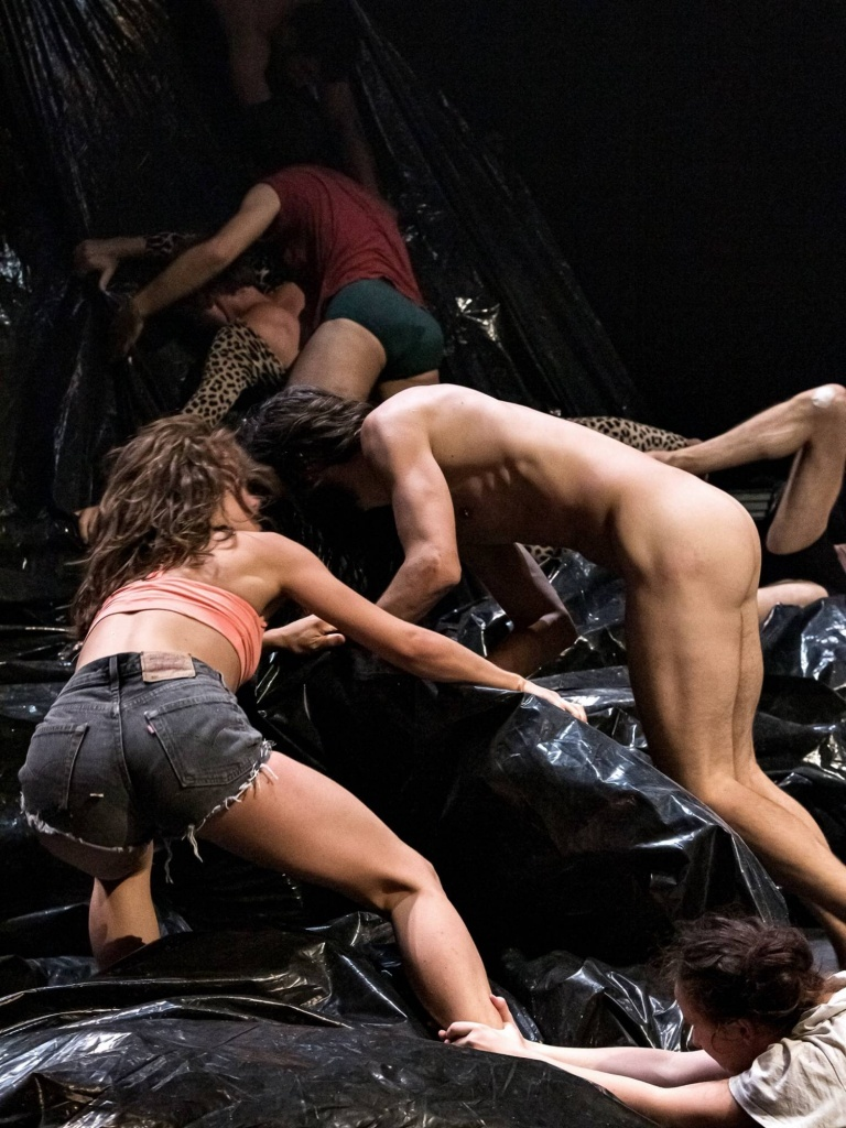 A F T E R de Tatiana Julien. MCA. Chaillot - Théâtre national de la Danse ©DR