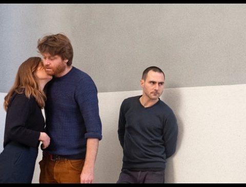 Toute la Vérité. Théâtre Déplié. Mise en scène d'Adrien Béal. T2G. © Martin Argyroglo