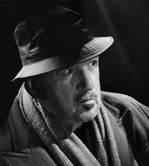 Jean-Claude Carrière ©Studio Harcourt