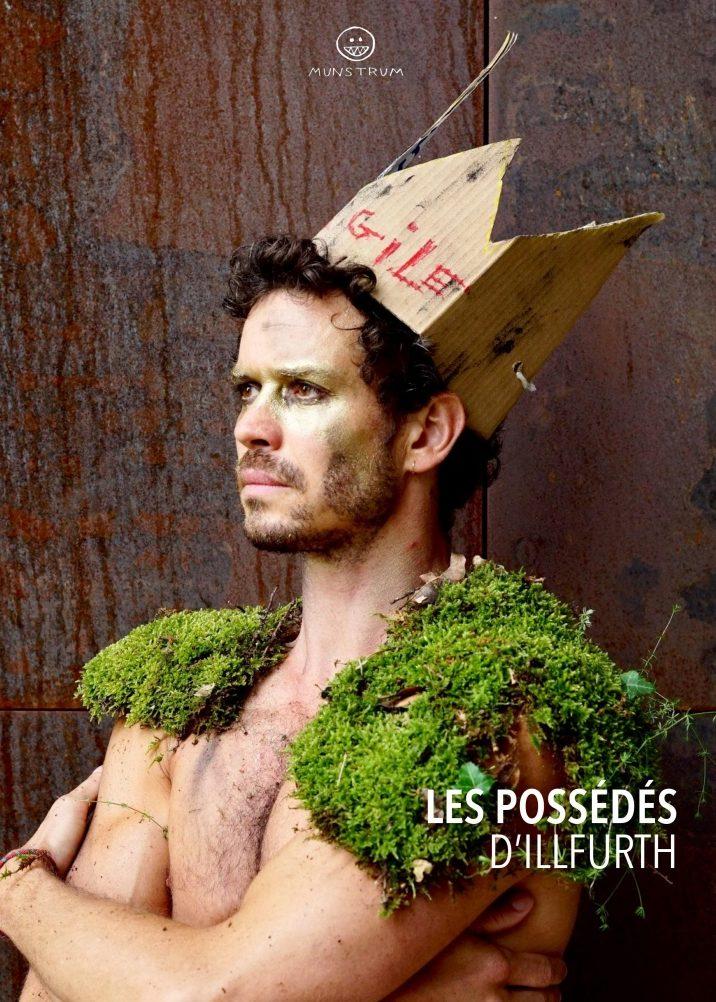 Les possédés d'Illfuth d'Yann Verburgh en collaboration avec Lionel Lingelser Munstrum Théâtre © Claudius Pan