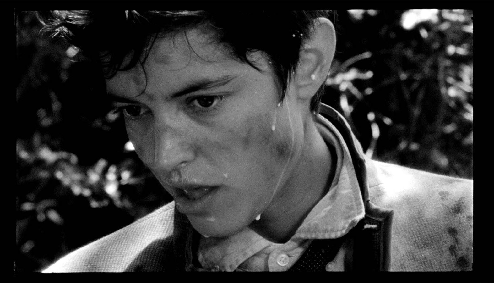 Vimala Pons dans Les Garçons sauvages de Bertrand Mandico © Ecce Films