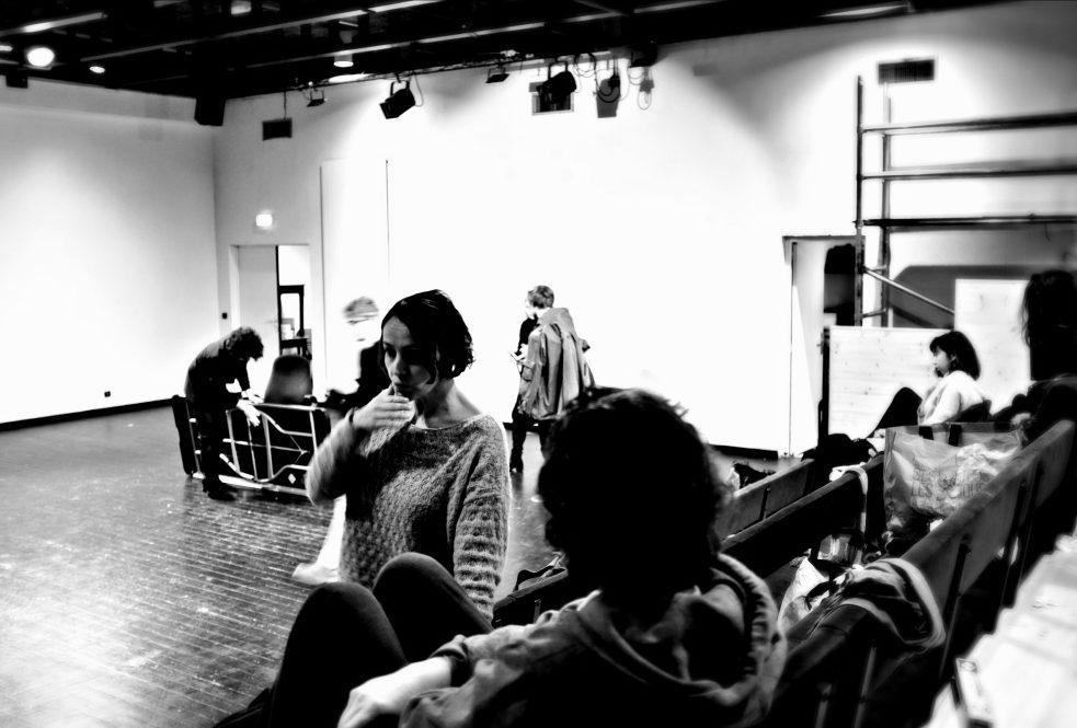 Un voyage Shakespearien. Cécile Garcia Fogel. Philippe Jamet. Ecole du Nord © OFGDA