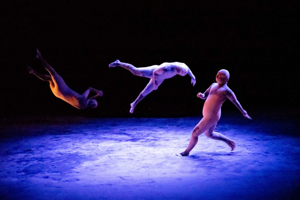 080 de Jonathan Guichard. Edition Spring 2021. La brèche. Théâtre des miroirs. © Sébastien Armengol