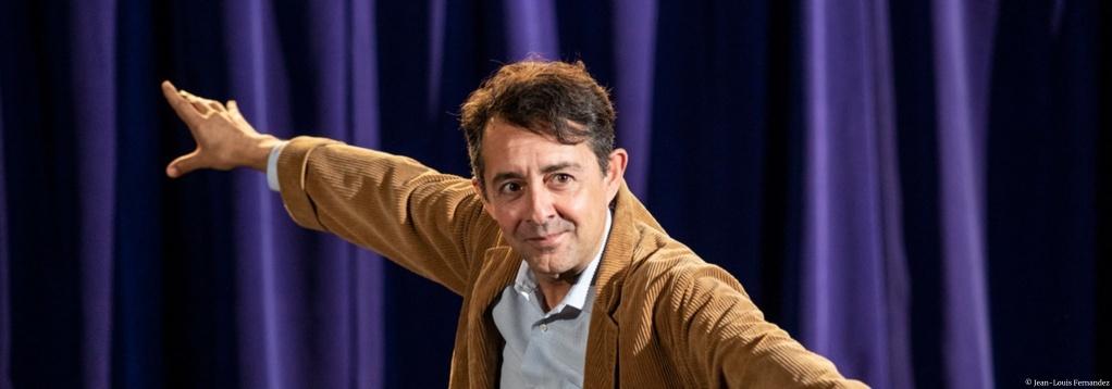 Pierre Maillet dans une vie d'acteur ©Jean-Louis Fernandez