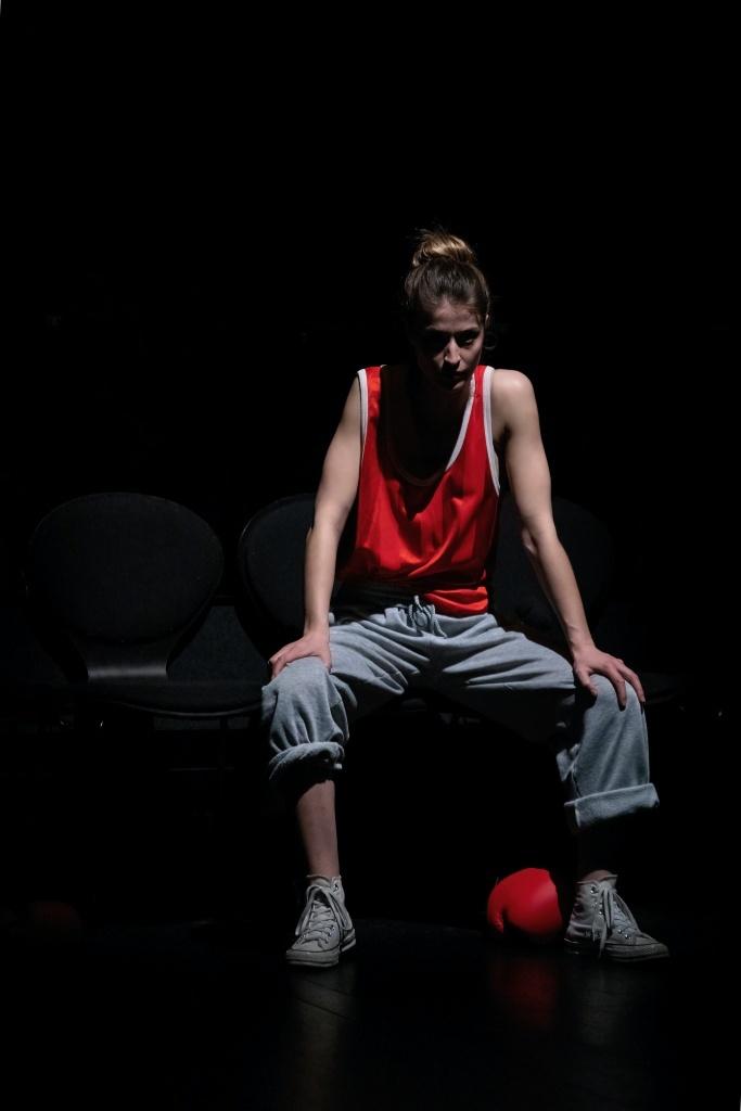 Christelle Simonin de L'AtelierCité © Erik Damiano
