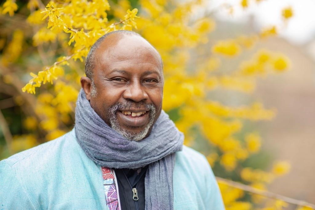 Hassane Kassi Kouyaté, directeur des Francophonies © Christophe Péan