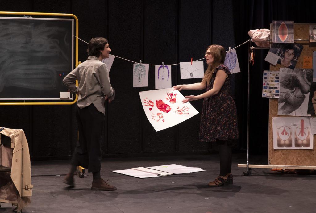 Les filles de Simone déboulonnent les théories sexistes de Freud © Giovanni Cittadini Cesi