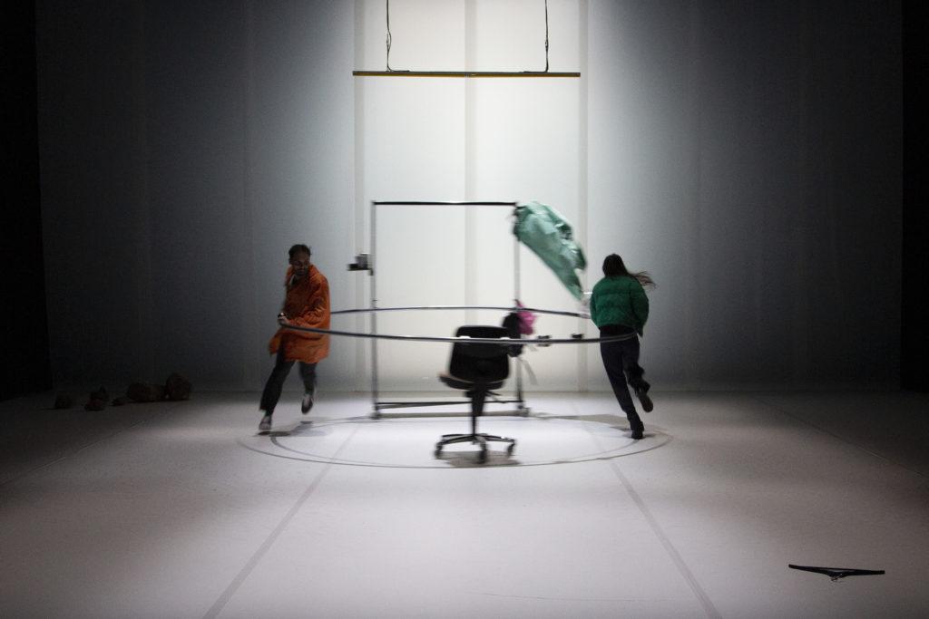 Tiempo de Justine Berthillot et Juan Ignacio Tula. Spring Edition 2021. Le Trident. © Julie Mouton