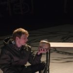 La tragédie d'Hamlet de Shakespeare. Mise en scène Guy-Pierre Couleau. théâtre 13 © Laurent Schneegans