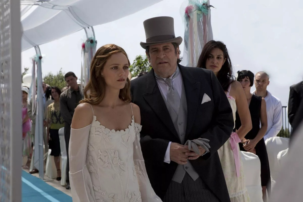 Dans l'Arnacœur, Jacques Frantz joue le père de Vanessa Paradis. ©Universal Pictures