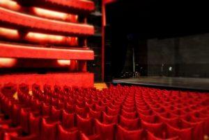 Salle Pierre Brasseur du TNN © Jean-Claude Fraicher