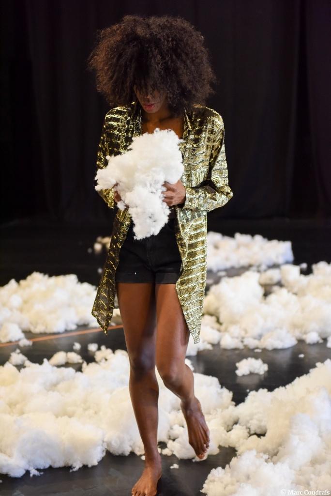 D'un rêve de Salia Sanou. Montpellier Danse © Marc Coudrais