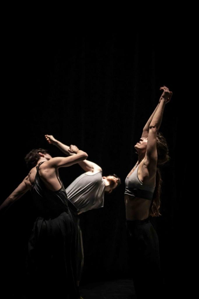 Nuit de Sylvain Huc - Montpellier Danse © Le Petit Cowboy