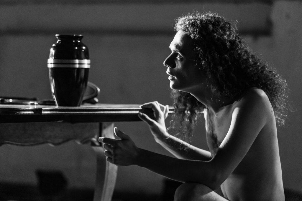Roi du silence de Geoffrey Rouge-Carrassat © Victor Tonnelli