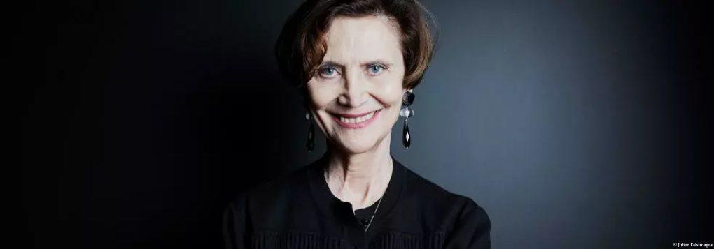 Fabienne Pascaud © Julien Falsimagne