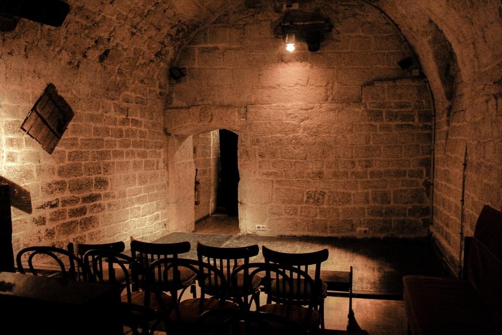 La salle Bohème des Déchargeurs © Lou Saläun Tilly