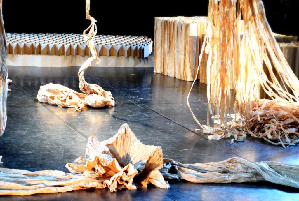 Présentation de Pli d'Inbal Ben Haim  aux Subs © OFGDA