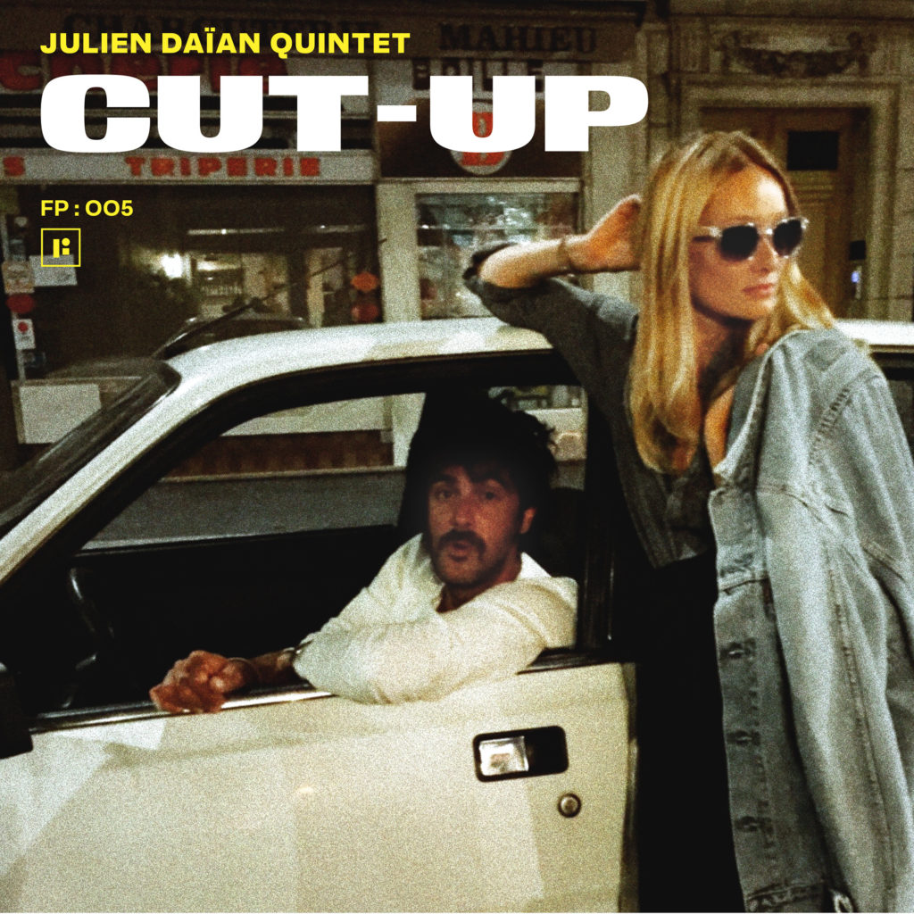 Pochette de l'album Cut-Up ©DR
